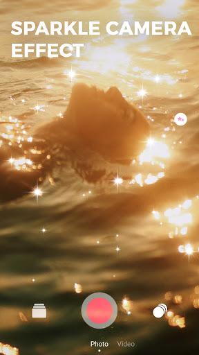 KiraKira+ - Sparkle Camera Effect to Video 1.5.3 Screenshots 1