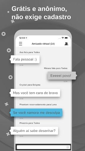 Bate-Papo UOL: Chat de paquera e vu00eddeo ao vivo 4.15.0 Screenshots 2
