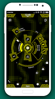 Hi-tech Revolution Launcher - Hitech theme