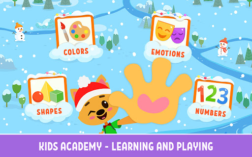 Preschool learning games for toddlers & kids 3.2.7 screenshots 1