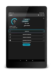 iSpeed - Phone Memory Cleaner & Booster (Premium) Screenshot