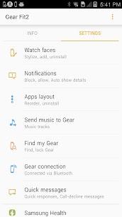 Gear Fit2 Plugin – Mod APK Download 2
