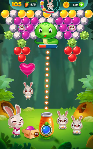 Bubble Bunny: Animal Forest 1.0.3 screenshots 14