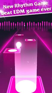 Dancing HOP: Tiles Ball EDM Rush  Screenshots 10