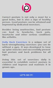 Daily Back Exercises For Pc – Windows 10/8/7 64/32bit, Mac Download 2