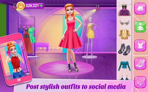 Selfie Queen - Social Star 1.0.7 screenshots 1