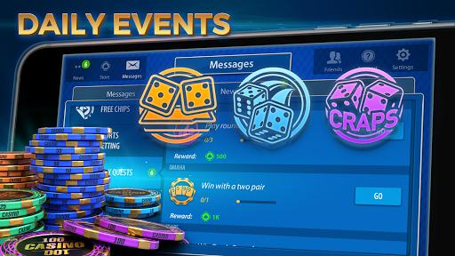Vegas Craps by Pokerist 39.5.1 screenshots 3