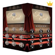 AppLock Live Theme Cinema – Paid Theme