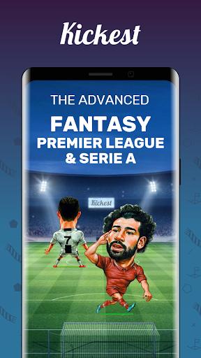 Kickest - Advanced Fantasy Football 3.0 screenshots 1
