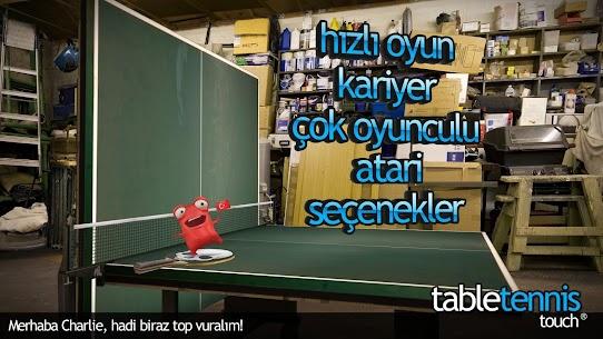 Table Tennis Touch Apk İndir 4
