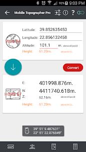 Mobile Topographer Pro MOD APK V14.0.1 – Download Full Version for Android 5