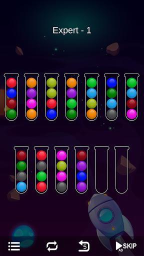 Ball Sort - Bubble Sort Puzzle Game screenshots 15