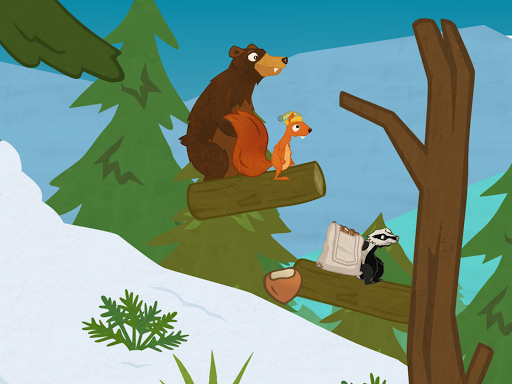 Squirrel & Bu00e4r - Wintersause  screenshots 7