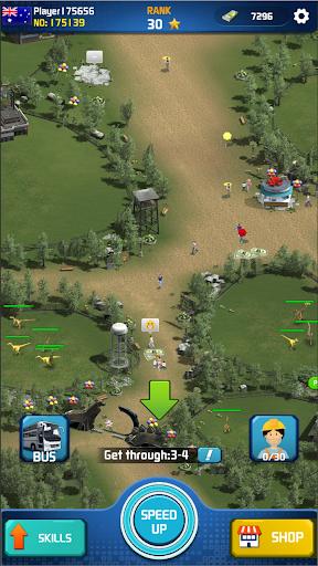 Dinosaur Land Hunt & Park Manage Simulator 0.0.11 screenshots 3