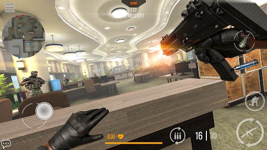 Modern Strike Online MOD APK 1.46.0 (Unlimited Ammo) 9