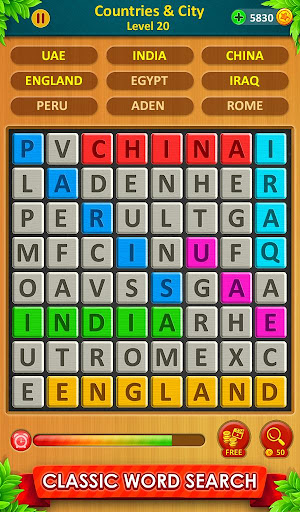 Word Game 2021 - Word Connect Puzzle Game 2.7 Pc-softi 2