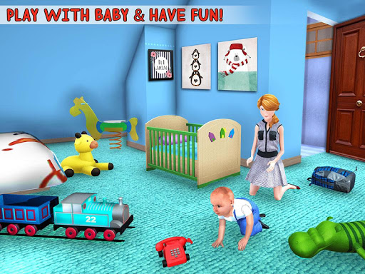 New Baby Single Mom Family Adventure apkdebit screenshots 9