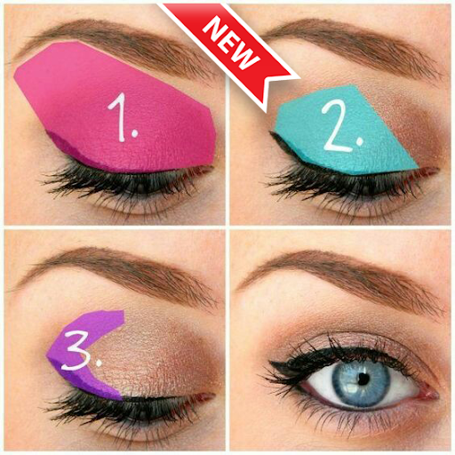 Makeup step by step (New 2020) ud83cudf08ud83dudc84ud83dudc52 1.0.5 Screenshots 6