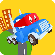 Car City World: Little Kids Play Watch TV & Learn