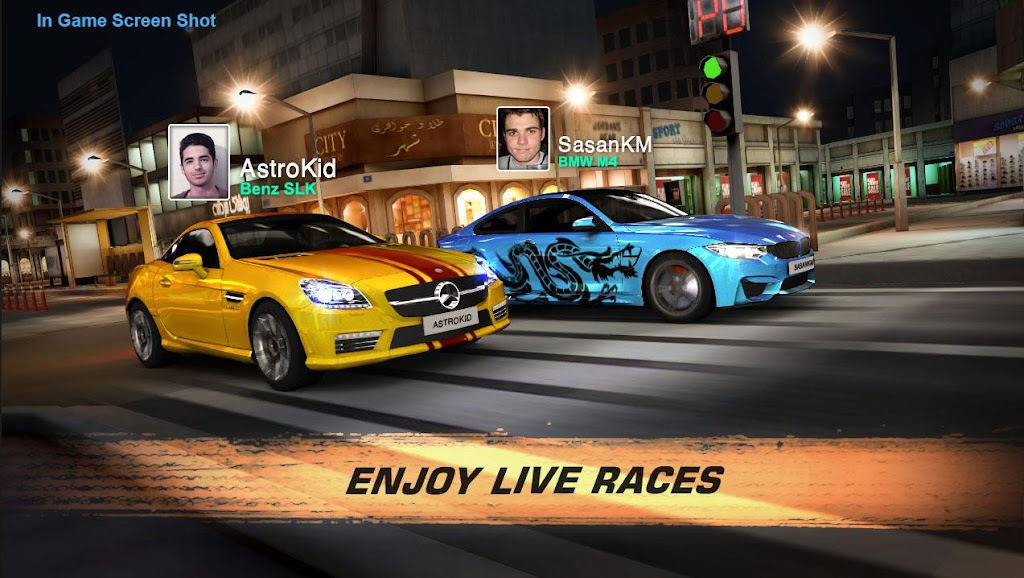 GT: Speed Club - Drag Racing / CSR Race Car Game  poster 5