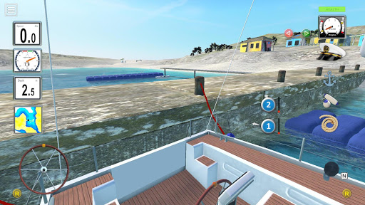 Dock your Boat 3D  screenshots 3