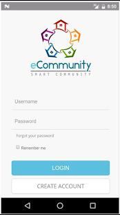eCommunity.my 2.1.3 Screenshots 1