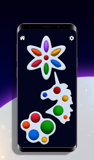 Fidget Toys Set! Sensory Play with Fyp Fidgeting apkdebit screenshots 8