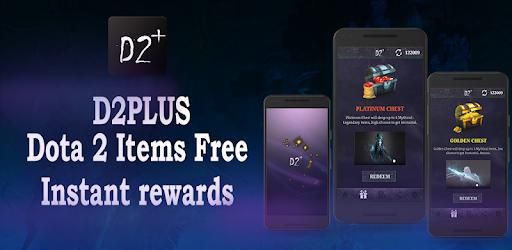 D2plus Dota 2 Items Free Instant Rewards Apps On Google Play