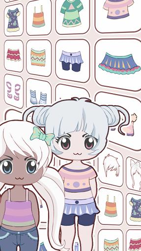 Chibi Avatar: Cute Doll Avatar Maker 1.2 screenshots 2
