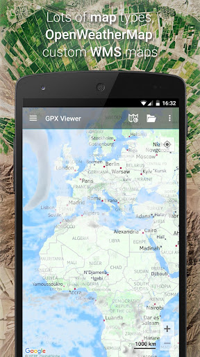 GPX Viewer - Tracks, Routes & Waypoints 1.37.1 Screenshots 21