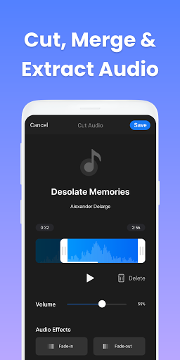 Add music to video - background music for videos apktram screenshots 17