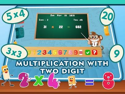 Free Math Multiplication games Quiz – Math Games 3