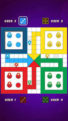 Ludo Game: New(2019) - Ludo Star and Master Game 1.0.7 screenshots 1