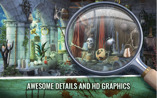 Vampire Hidden Object Games u2013 Sacred Relic Hunt screenshots 7