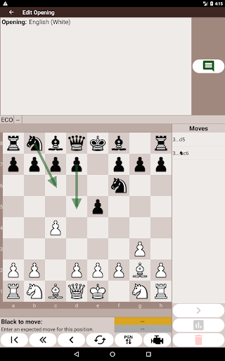 Chess Openings Trainer Free - Build, Learn, Train 6.5.3-demo screenshots 9