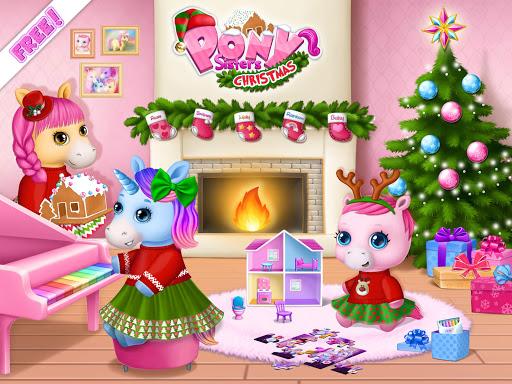 Pony Sisters Christmas - Secret Santa Gifts 3.0.40007 screenshots 9