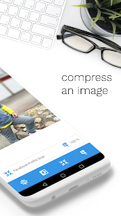 Image Resizer - Crop, Resize & Compress Images Screenshot