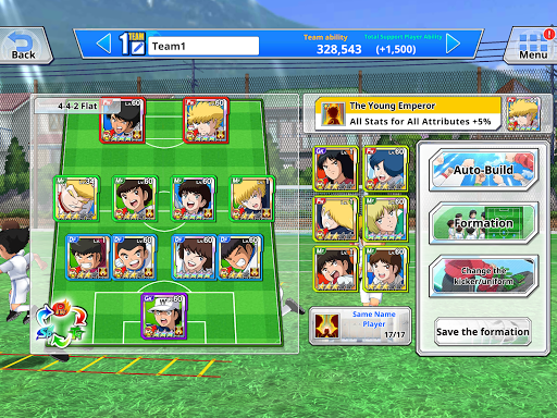 Captain Tsubasa ZERO -Miracle Shot- goodtube screenshots 7