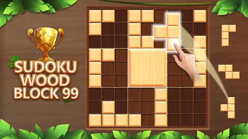 Sudoku Wood Block 99 apktram screenshots 11