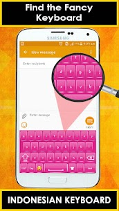 Indonesian Keyboard 1.8 Download Mod Apk 3