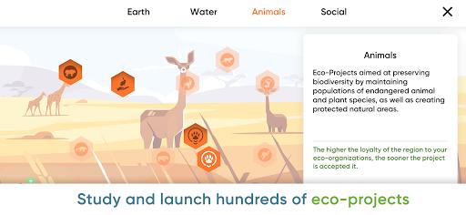 Save the Earth - Eu0421O Strategy  screenshots 4