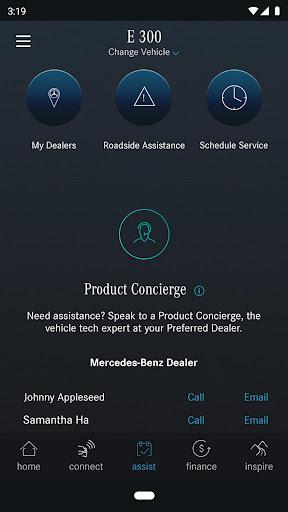 Mercedes me (USA) screenshots 4