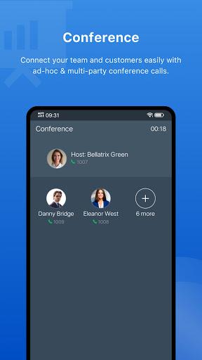 Yeastar Linkus Mobile Client apktram screenshots 2