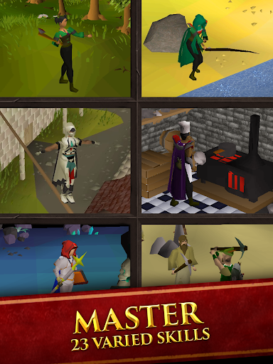 Old School RuneScape 195.1 screenshots 6
