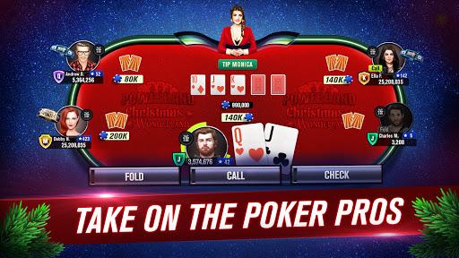 World Series of Poker WSOP Free Texas Holdem Poker 7.24.0 screenshots 1
