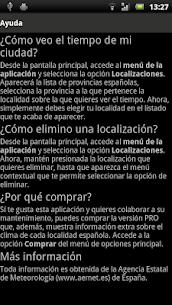 Descargar aMet El Tiempo para PC ✔️ (Windows 10/8/7 o Mac) 6