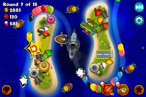 Bloons Monkey City Apk 2