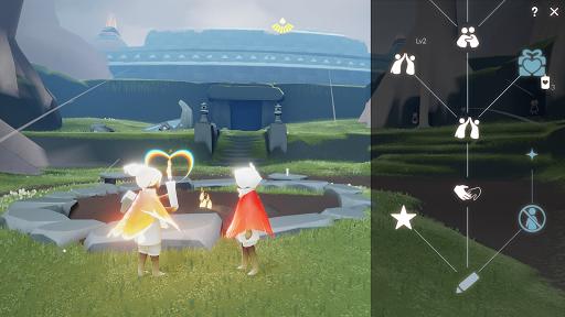 Code Triche Sky - Enfants de la Lumière (Astuce) APK MOD screenshots 4