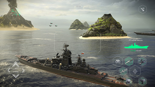 MODERN WARSHIPS: Sea Battle Online 0.43.5 screenshots 3