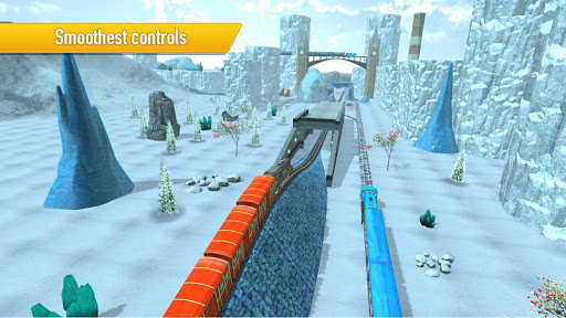 Train Simulator Uphill Drive screenshots 3